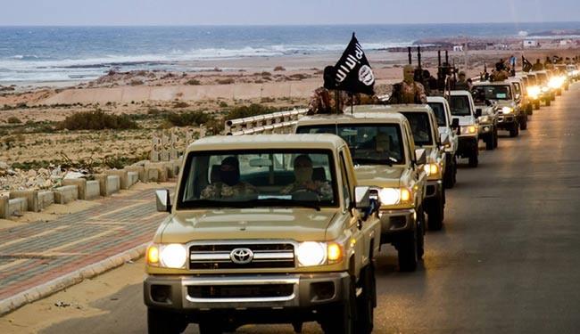 11 نیروی امنیتی لیبیایی را داعش سر برید
