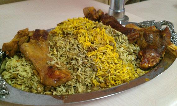 باقالی پلو با ماهیچه,ایده و آموزش پخت و پز غذای خوشمزه برای عید نوروز 95