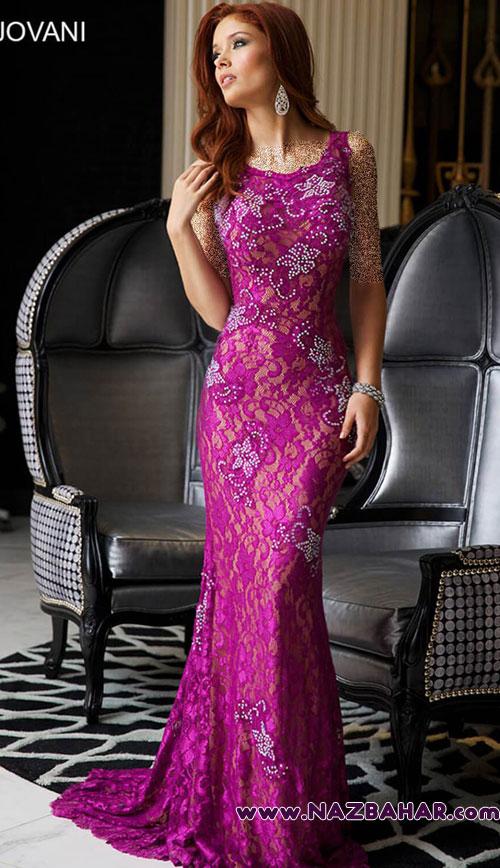 مدل لباس مجلسی 2016,مدل لباس مجلسی متناسب با رنگ سال 2016-95