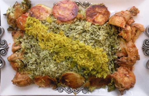 ایده و آموزش پخت و پز غذای خوشمزه برای عید نوروز