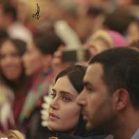 تصاویر الناز شاکردوست در حراجی تهران