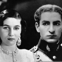 کارت عروسی فوزیه همسر محمدرضا شاه