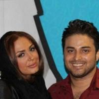تصاویر جدید بابک جهانبخش و همسرش