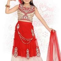 مدل های جدید لباس هندی بچگانه ۲۰۱۶
