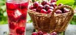 روش تهیه شربت آلبالو مخصوص تابستان