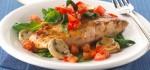 روش پخت ماهی صدفی های بخار پز با سس