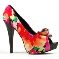 مدل شیک و جذاب کفش پاشه بلند ویژه بانوان