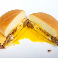روش تهیه همبرگر مغزدار
