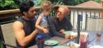 گالری عکس روناک یونسی و همسرش در آمریکا