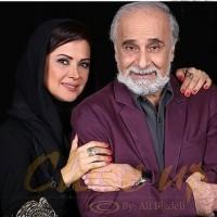 تصاویر جدید بازیگران و افراد مشهور ایرانی همراه مادر و پدرشان (۲)