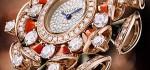 گالری شیک ساعت های مچی زنانه برند Bulgari