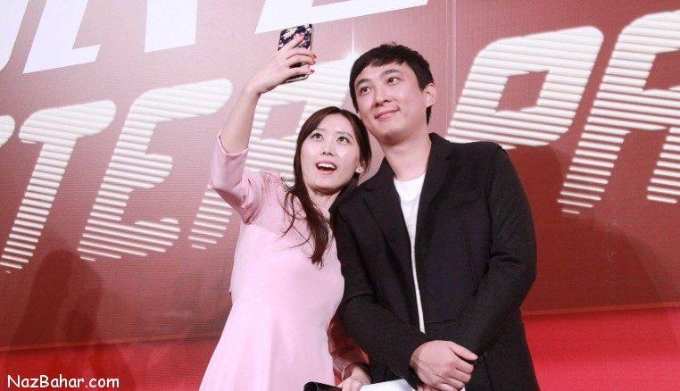 میلیارد چینی برای سگش 8 آیفون 7 خرید