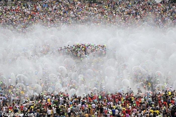 یک روز عادی در کشور چین