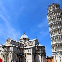عکسهایی جالب از داخل برج پیزا