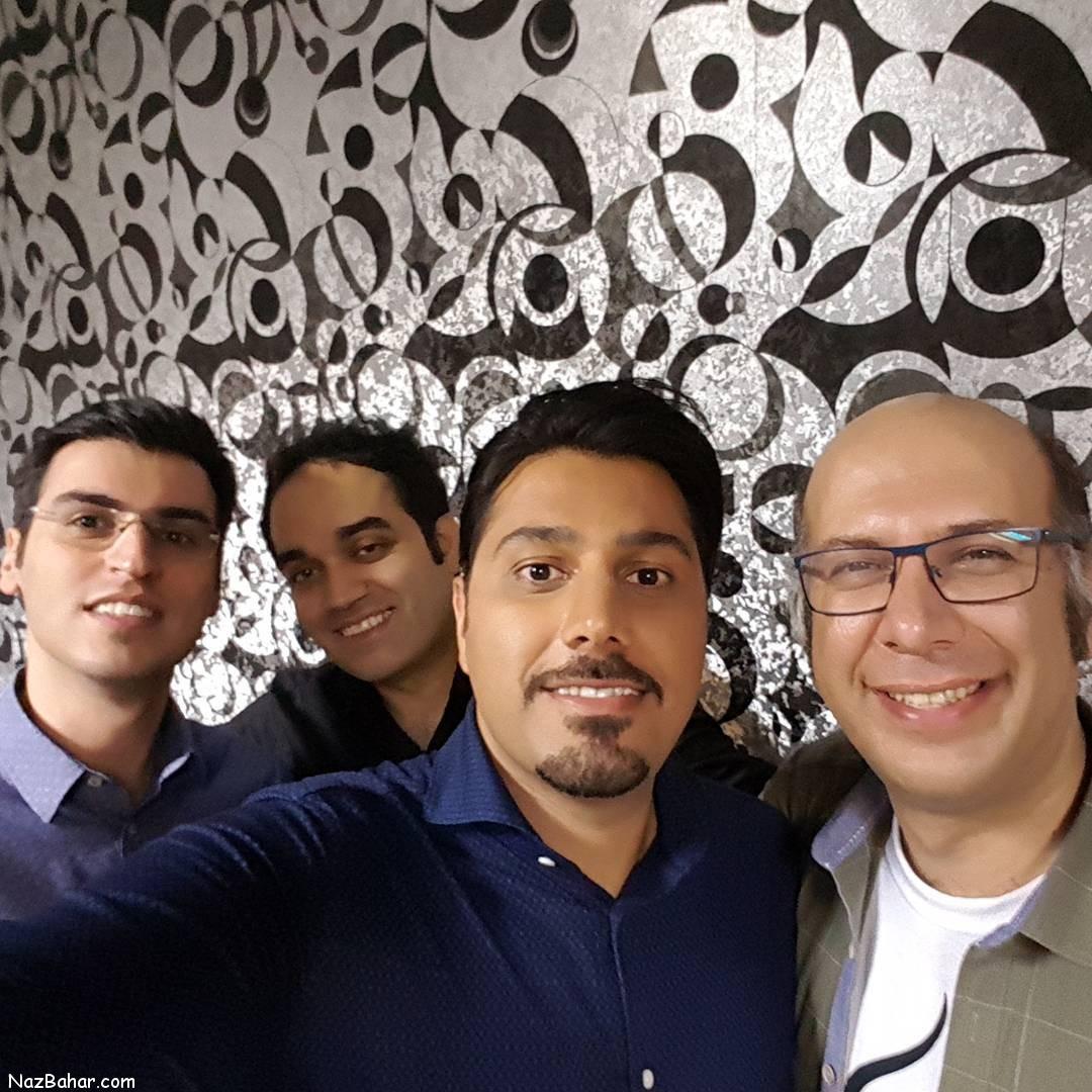 عکس های جالب احسان خواجه امیری در اینستاگرام