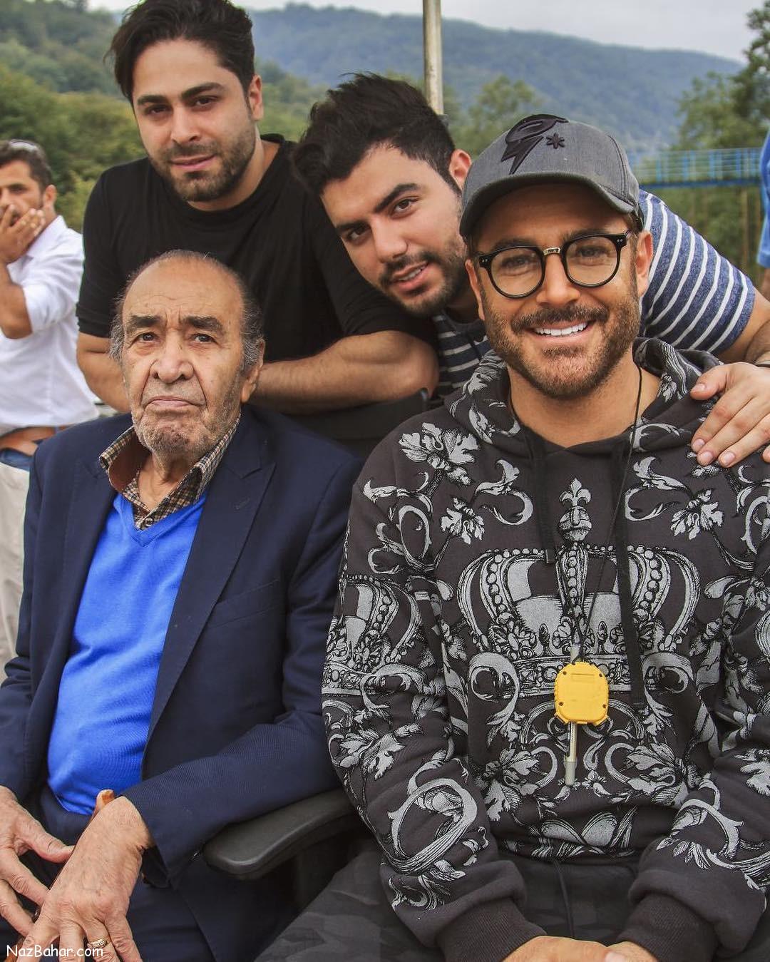 عکس های زیبا و جدید محمدرضا گلزار در صفحه شخصی اینستاگرامش