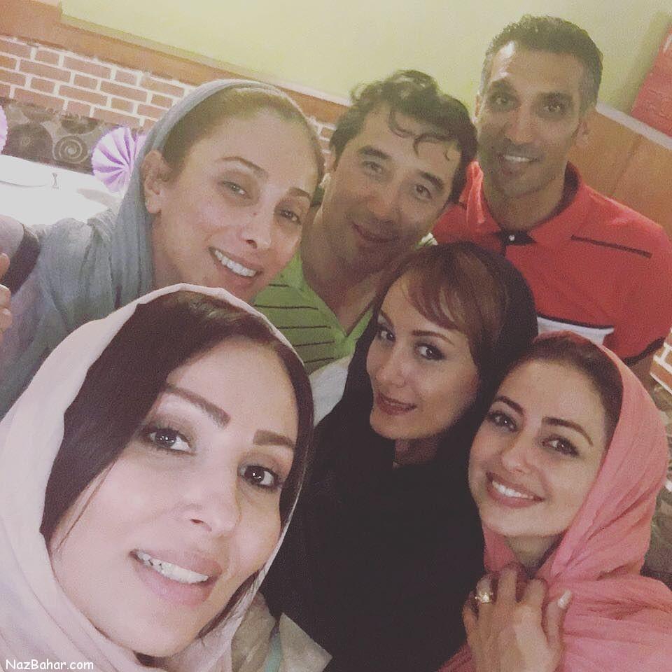 عکس های زیبا و جدید پرستو صالحی در اینستاگرام