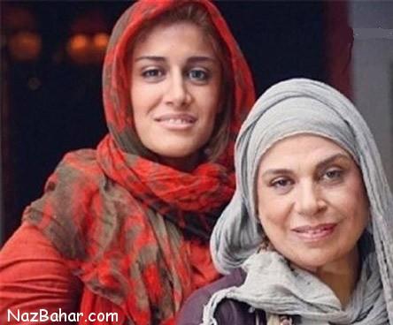 عکس های زیبا و دیدنی از مادر دخترهای سینمای ایران