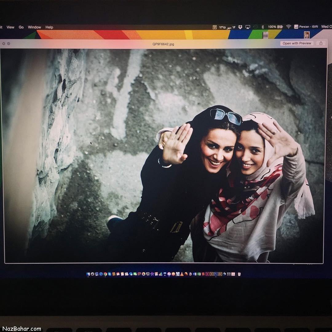 عکس های زیبای خاطره اسدی در اینستاگرام