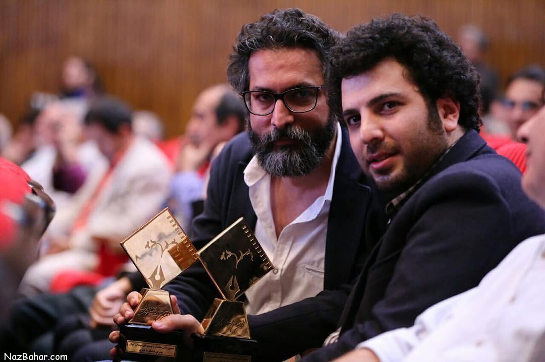 عکس های جالب و جدید سعید روستایی