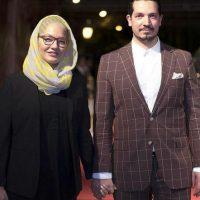 عکس های جدید مهناز افشار همراه با همسر و دخترش