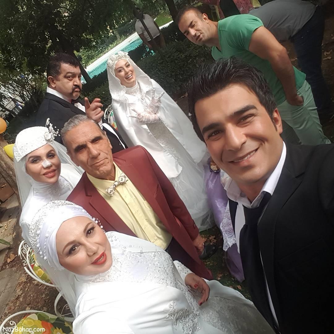 عکس ها و سلفی های یوسف تیموری در صفحه اینستاگرامش