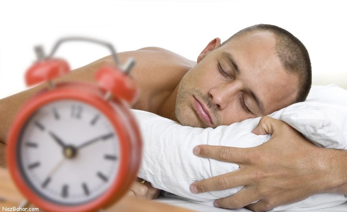 خوابیدن روی شکم و عوراض خطرناک