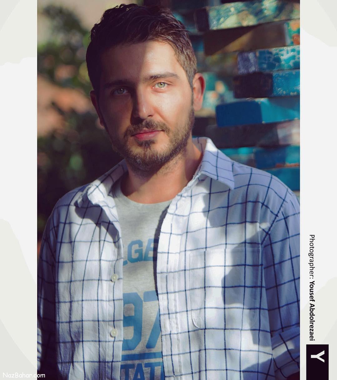 عکس های زیبای محمدرضا غفاری + بیوگرافی