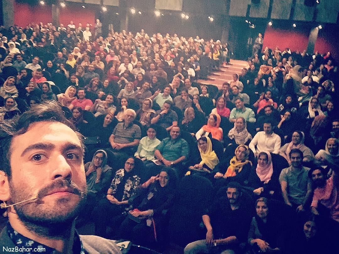 عکس های جدید نیما شعبان نژاد در اینستاگرام