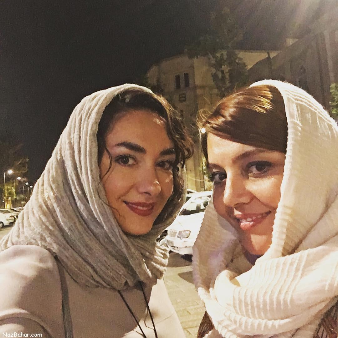 عکس های جدید و زیبای هانیه توسلی در اینستاگرام