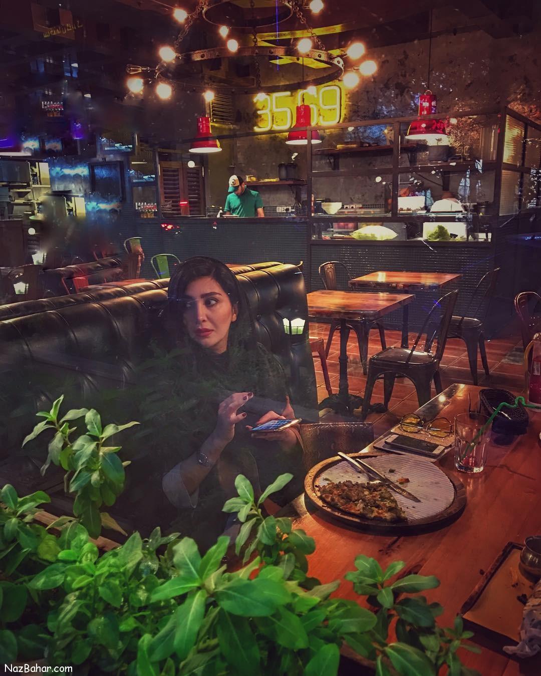 عکس های زیبای مریم معصومی در صفحه شخصی اینستاگرامش