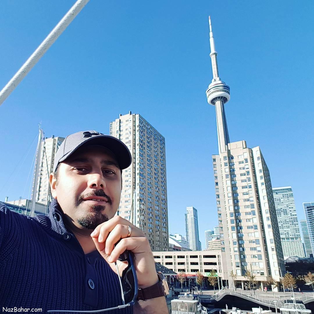 عکس های جدید احسان خواجه امیری خارج از کشور