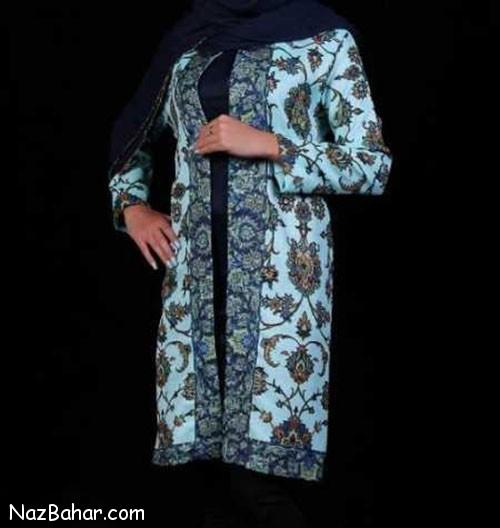 مدل مانتو زیبای سنتی و جدید
