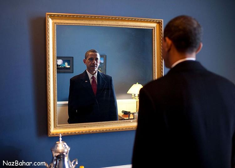 عکس های دیدنی و زیبا از پرزیدنت باراک اوباما