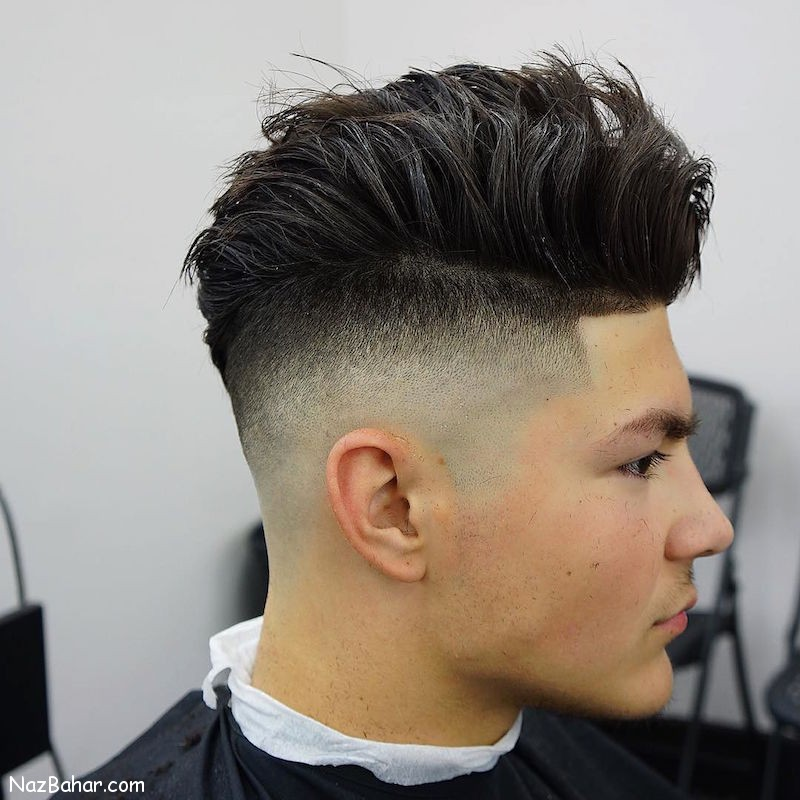 مدل مو مردانه و جذاب جدید
