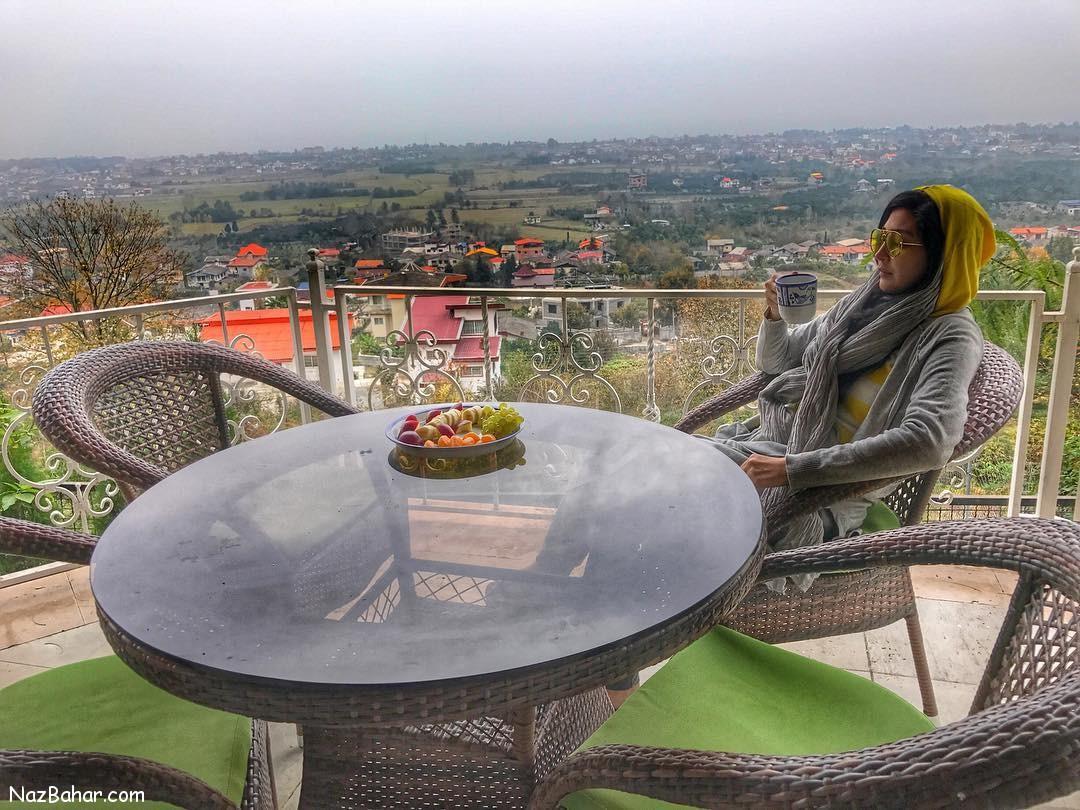 عکس های جدید و دیدنی از مریم معصومی در اینستاگرامش