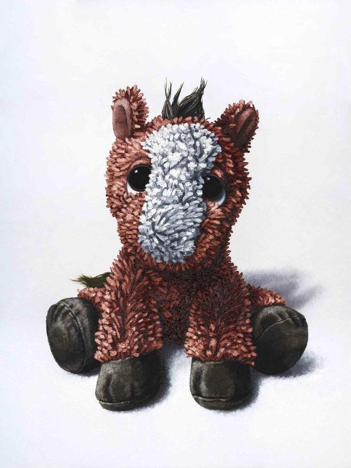 نقاشی های زیبا و حیرت انگیز نقاش آمریکایی از حیوانات