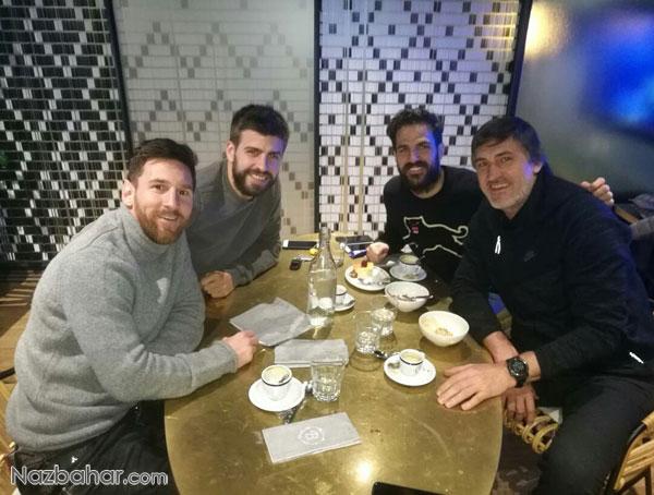 در اینستاگرام فوتبالیست های مشهور چه می گذرد؟+عکس(1),اینستاگرام لیونل مسی