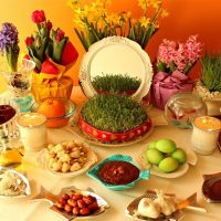 متن و پیام تبریک عید نوروز