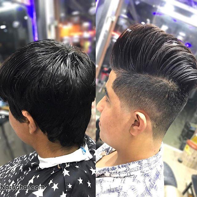 مدل مو مردانه , مدل مو پسرانه جدید , مدل مو کوتاه ساده