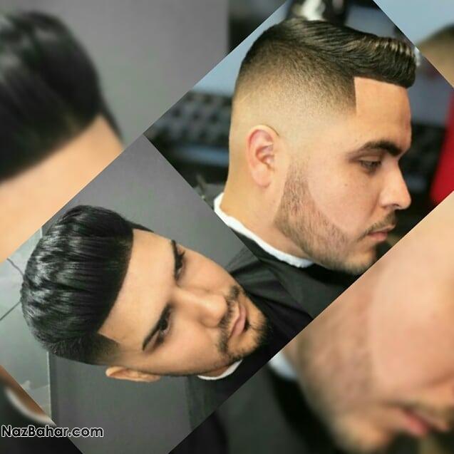 مدل مو مردانه 2018 | مدل مو پسرانه جدید ایرانی