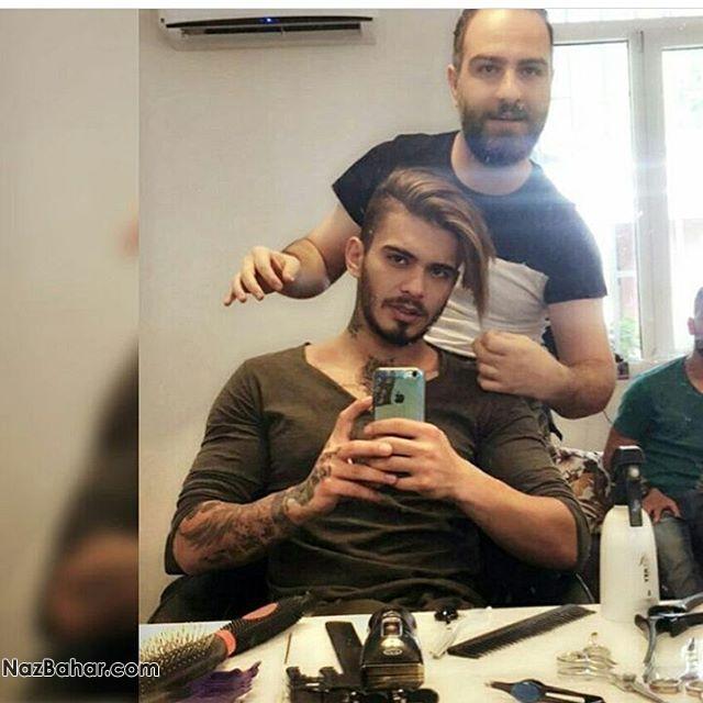 مدل مو مردانه و پسرانه جدید 2018